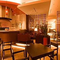 Trattoria&Pizzeria LOGIC 横浜の店内画像