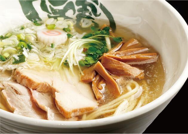 G麺7 (ジーメンセブン)のラーメン