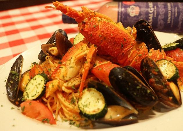 イタリアンバール モダンタイムス (ITALIAN BAR MODERNTIMES)のイタリア料理