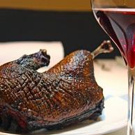 キメラ(RISTRANTE ITALIANO CHIMERA)のワインと肉料理画像