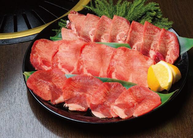 焼肉・もつ鍋 arataのお肉
