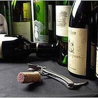 ボダコアにてワイン画像