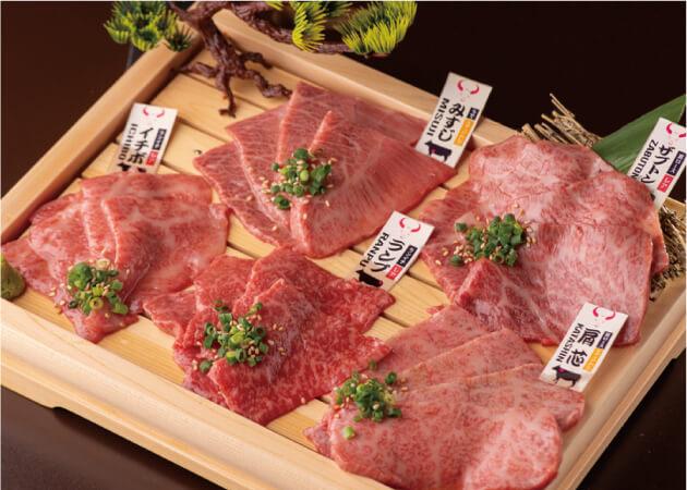 焼肉DINING BULLS (ヤキニクダイニング ブルズ)のお肉