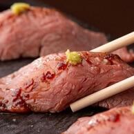 焼肉DINING BULLS (ヤキニクダイニング ブルズ)の肉寿司画像