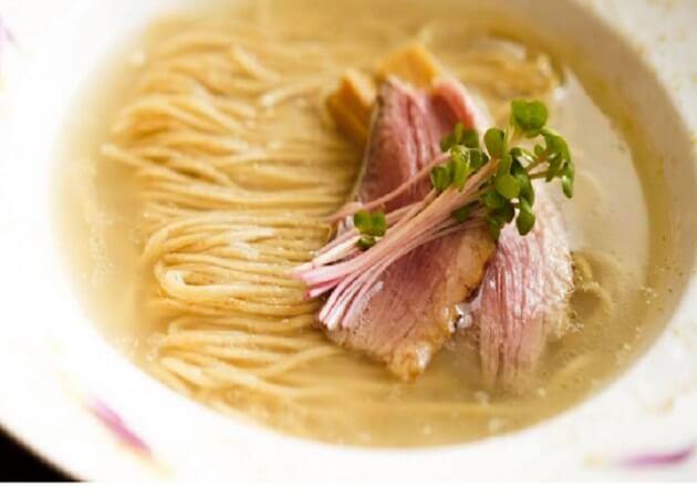 Gion Duck Noodles(ギオンダックヌードル)のラーメン画像