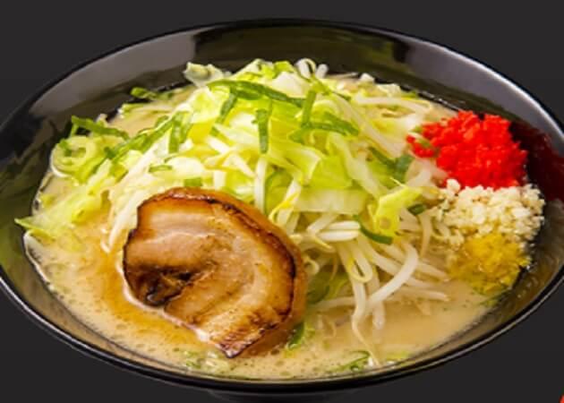 ゴル麺。 横浜本店 (ゴルメン)の豚骨ラーメン画像