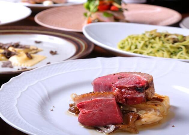 リストランテ ハナタニ のイタリア料理画像
