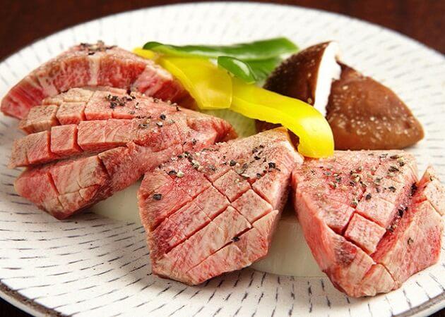 ほるもん大五郎の牛タン画像