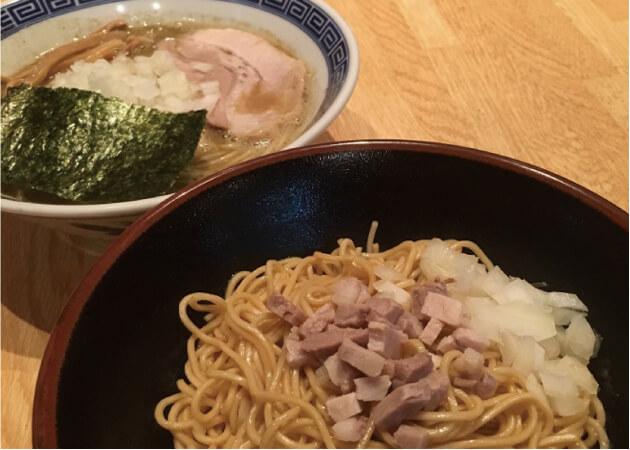 くり山のつけ麺・ラーメン