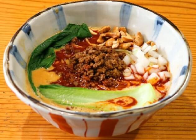 麺屋 さん田 の担々麺(ラーメン)画像
