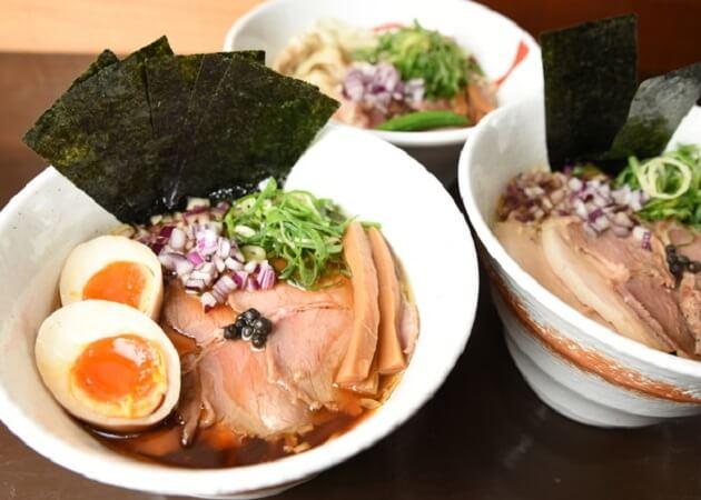 麺や魁星(さきがけぼし) のラーメン画像
