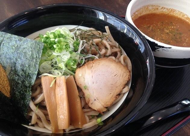 仙台の味噌らーめん専門店 味噌三礎のつけ麺