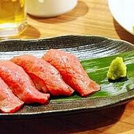 焼肉ハウス 大滝の肉寿司