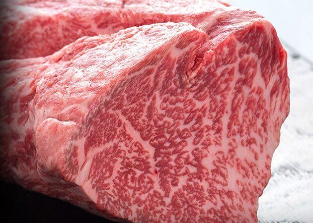 りゅう庵の田村牛肉画像
