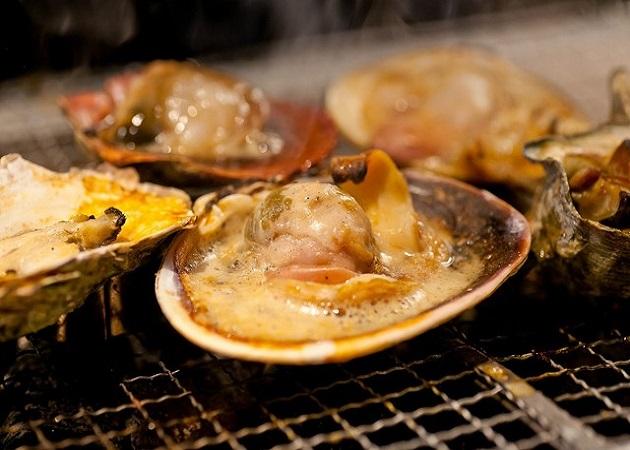 貝料理専門店貝しぐれの貝料理