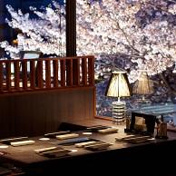 京焼肉 新の店内席画像