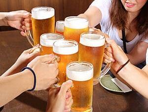 居酒屋 乾杯の画像