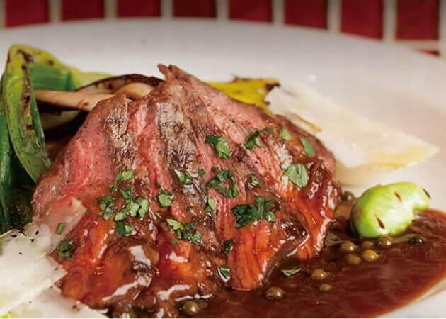 イタリアンバール スペッロの肉料理