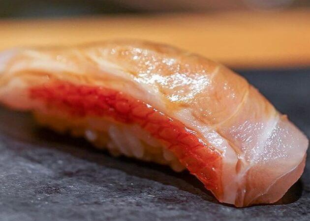 すし 喜邑 (㐂邑)の熟成魚の握り鮨