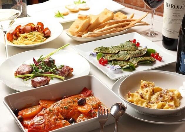 DA ADRIAN (ダアドリアン)のイタリア料理