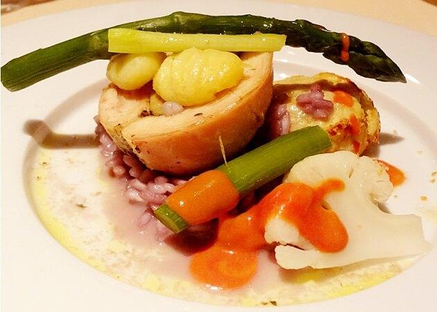 イイプシロン (YPSILON)のイタリア料理