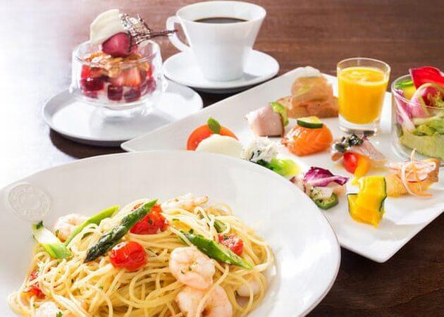 アゴーラ サッポロのイタリア料理