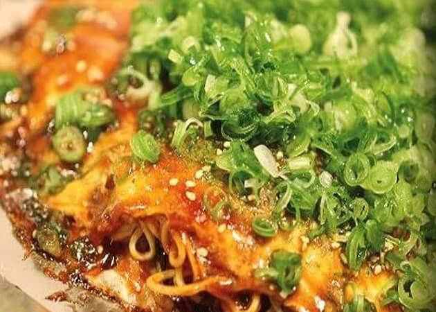 弁兵衛 八丁堀店 (てっぱんや べんべえ)のお好み焼き画像