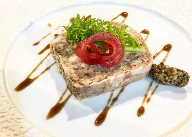 クッチーナメッセのイタリア料理