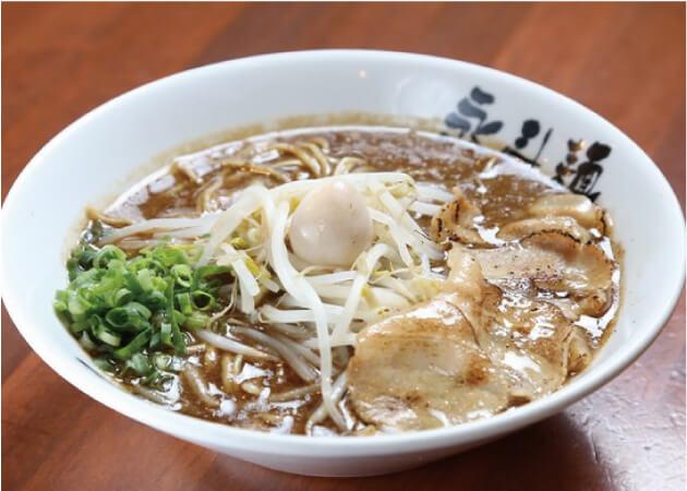 永斗麺のラーメン