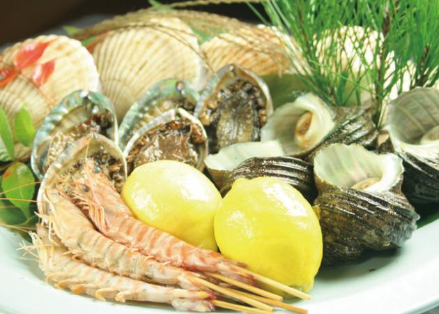 海鮮炙り えんの海鮮