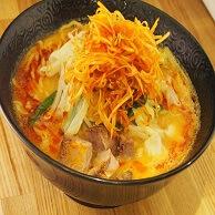麺屋 ふぅふぅ亭の味噌ラーメン
