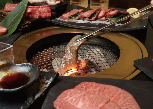 外苑 (ガイエン)の牛肉