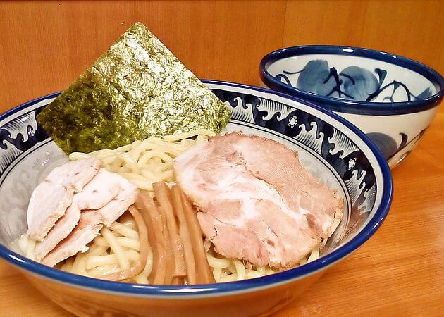 天想伝 楽のつけ麺