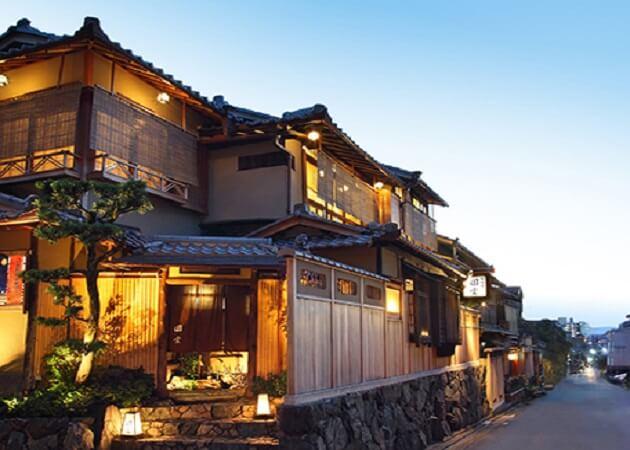 京都祇園 天ぷら八坂圓堂 の外観画像