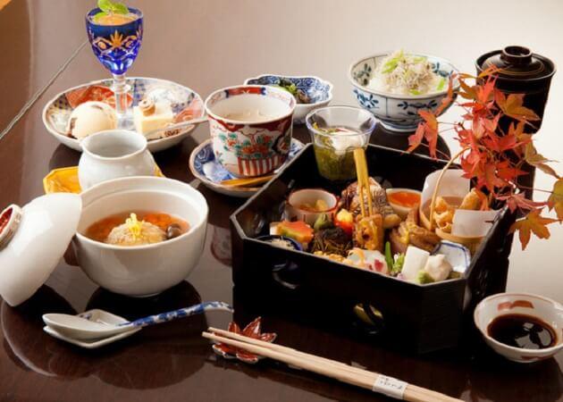 祇園ゆやま の京料理画像