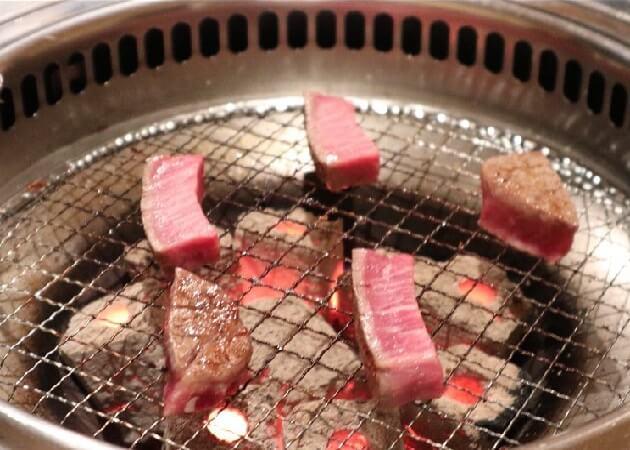 黒毛和牛 牛正 仙台店(ギュウマサ)の炭火焼肉
