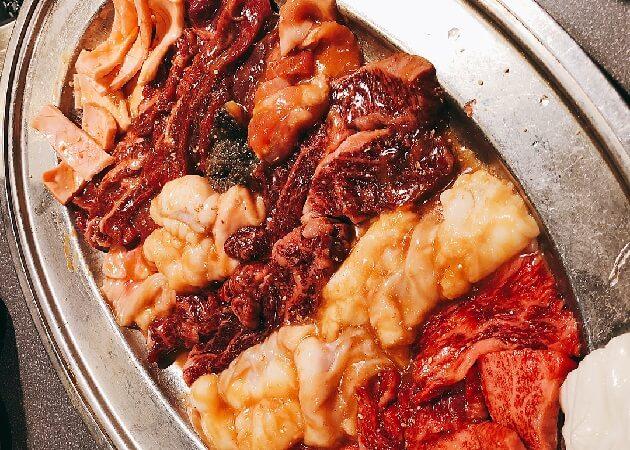 牛車 (ぎゅうしゃ) のお肉