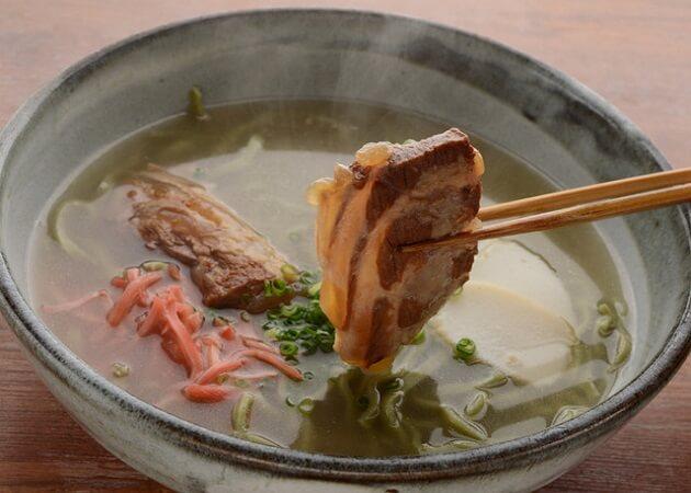 はいばな(ハイバナ)の沖縄料理