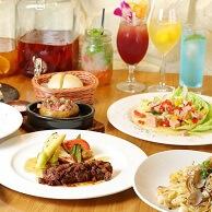 南国バル Hai-Sai  の創作沖縄料理画像