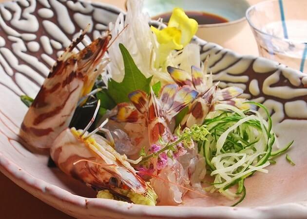 ひよこ宿 (ひよこやど)の海鮮料理