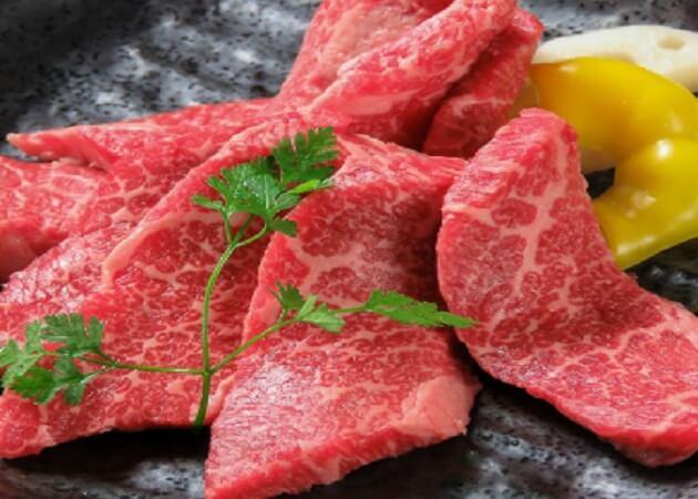 ほんまもん 広島胡町店 のカルビ焼肉画像
