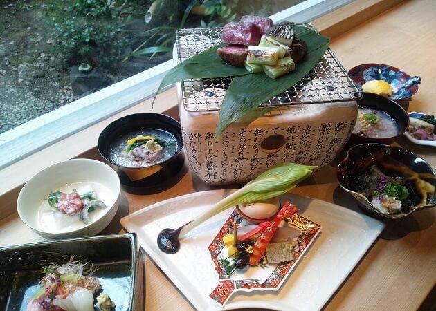 祇園 岩元の京料理