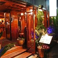 ジャスミン タイ 四ツ谷店の外観