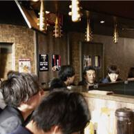 カラシビ味噌らー麺 鬼金棒 (キカンボウ)の店内