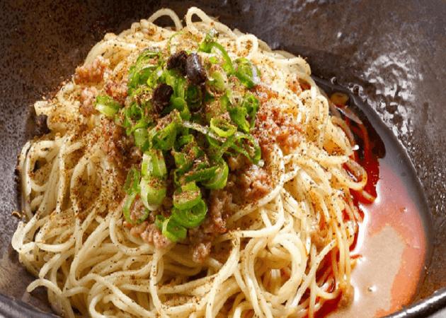 汁なし担担麺専門キング軒の担担麺