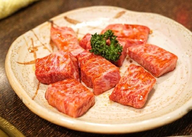 きらくの国産牛肉
