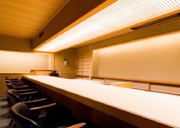 木山 (キヤマ) の店内画像