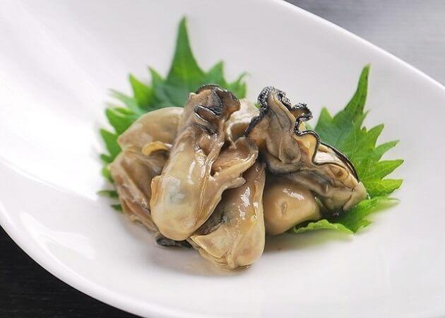 小出家 (こいでや)のオイル牡蠣