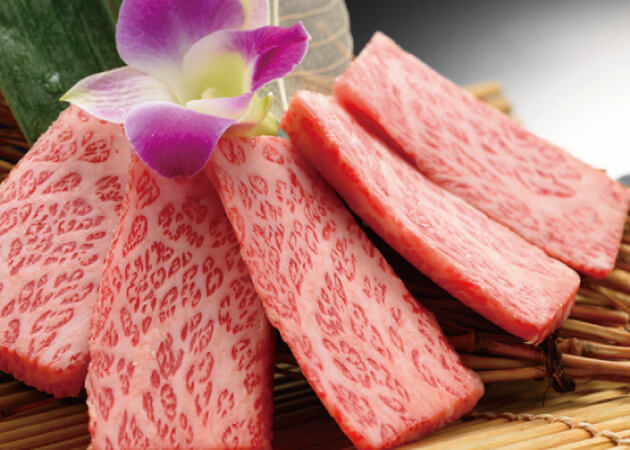 米沢牛焼肉 仔虎 仙台駅前店の米沢牛肉