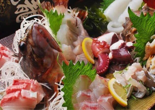 美味しい海鮮やおばんざいに舌鼓!JR宇治駅近く …
